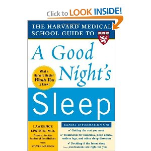Harvard Medical School Guide to Sleep